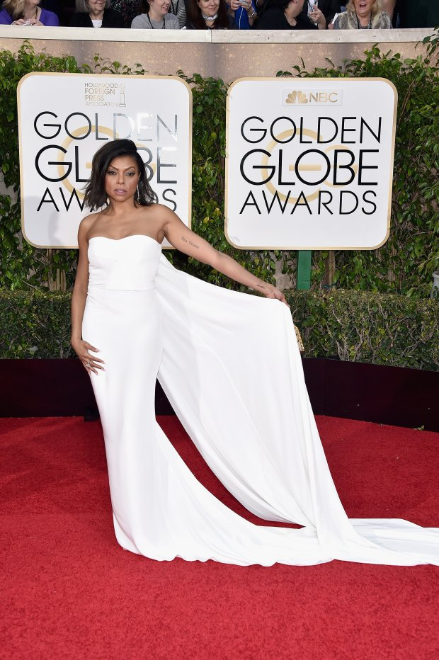 Taraji-P-Henson-Dress-Golden-Globes-2016